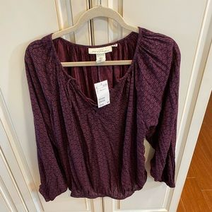 New with tags H&M tunic